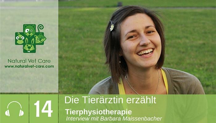 Episode 14_Tierphysiotherapie mit Barbara Maissenbacher