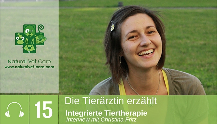 Podcast 15_ Integrierte Tiertherapie mit Christina Fritz